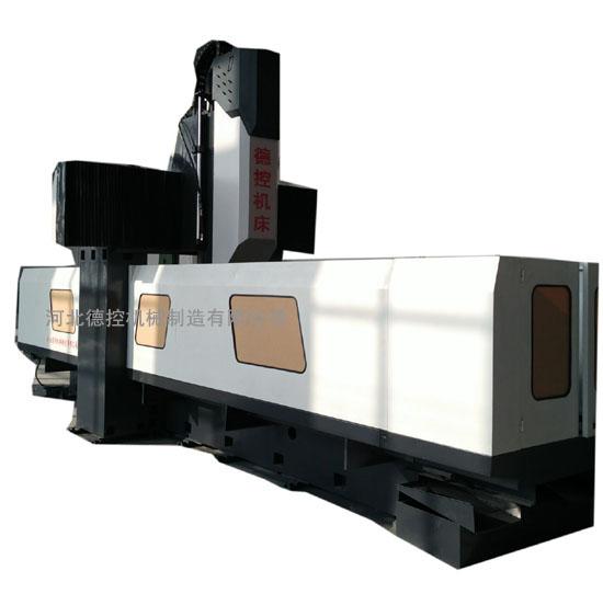 DK大型数控龙门铣床系列